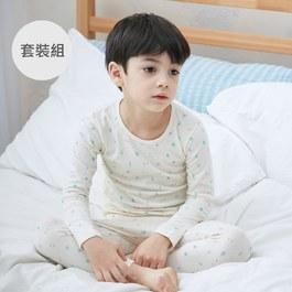 小小樹林男童冷氣衣套裝