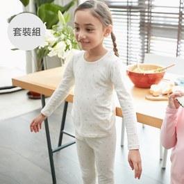 小小樹林女童冷氣衣套裝