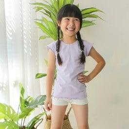 【氣質女孩套裝】短袖+內褲