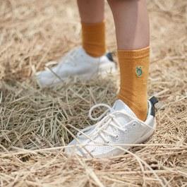 經典ö萊卡精梳棉襪